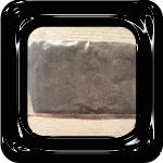 gekleurd zand zwart