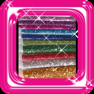 glitter poeder