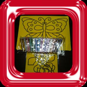 luxe glitter pakket