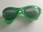 lichtgevende bril groen LED