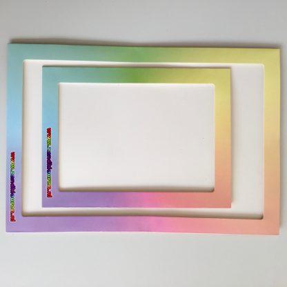 fotolijstjes voor zandschilderijtjes