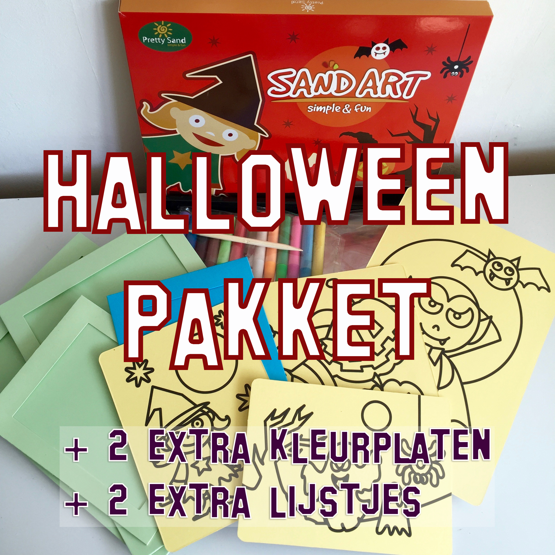 halloween kado pakket