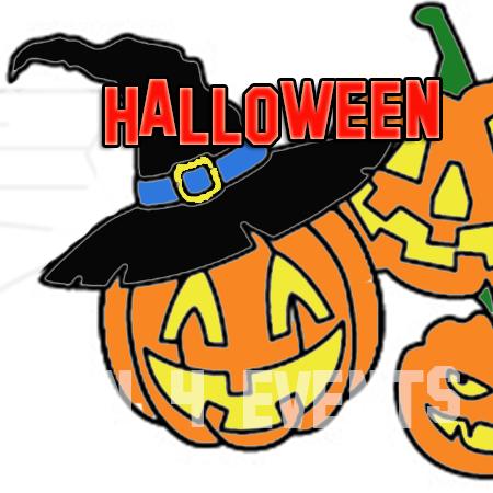halloween zandtekeningen