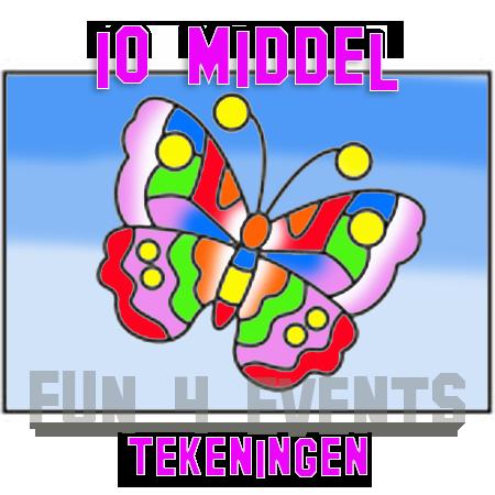 10 middel