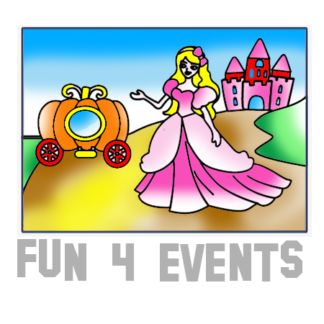 zandkleurplaat princes kasteel