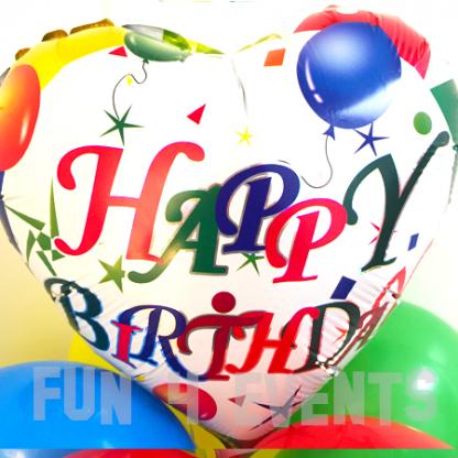 ballon hart helium