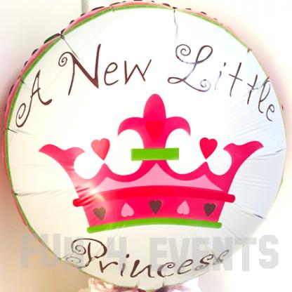 ballon little princess