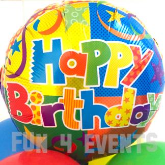 ballon verjaardag met helium oldenzaal