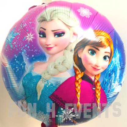 ballon frozen elsa anna