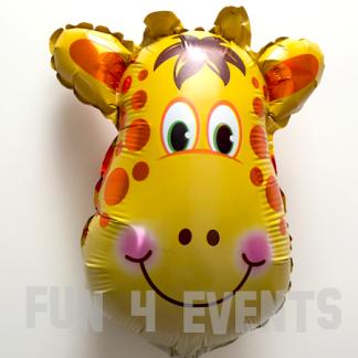 ballon giraffe
