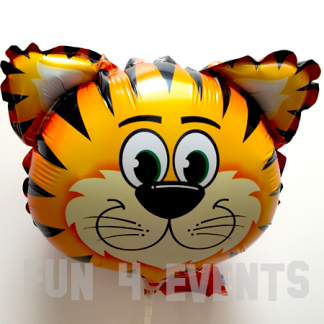 ballon tijger