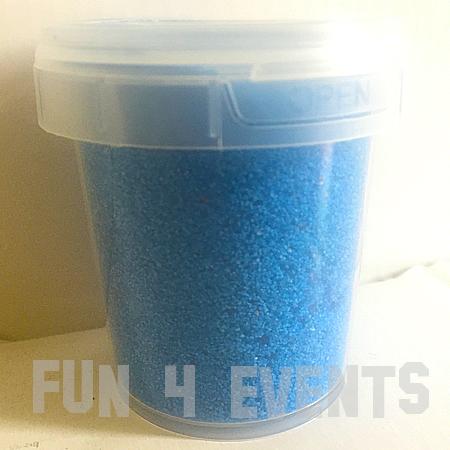 een kilo zand