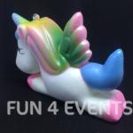 parelmoer squishy unicorn