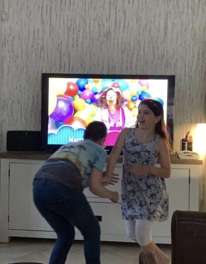 video kinderfeest corona